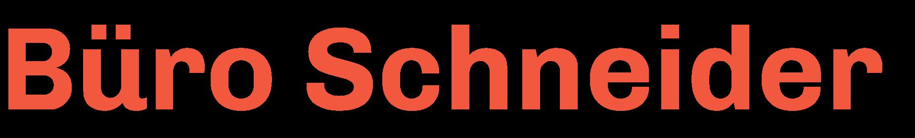 Büro Schneider